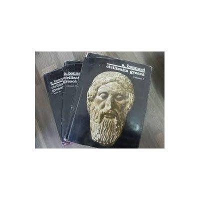 Civilizația greacă ( 3 vol. )