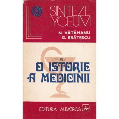 O istorie a medicinii