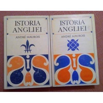 Istoria Angliei ( 2 vol. )