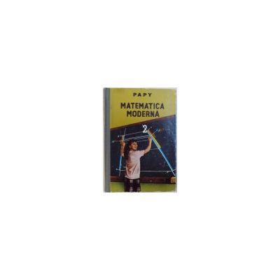 Matematica modernă ( vol. II )