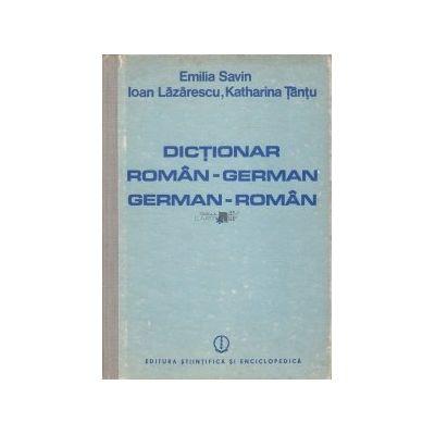 Dicționar român-german / german-român ( 2 vol. )