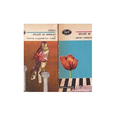 Studii și eseuri ( 2 vol. )