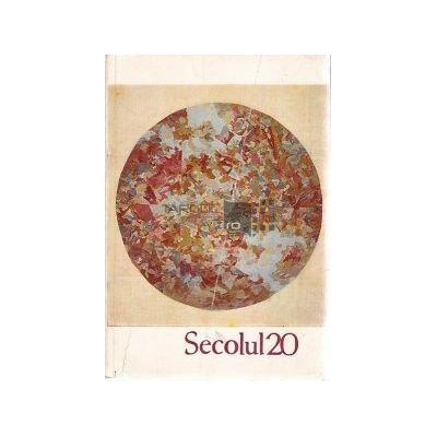 Secolul 20 nr. 289 - 290 - 291 / 1968 - număr omagial