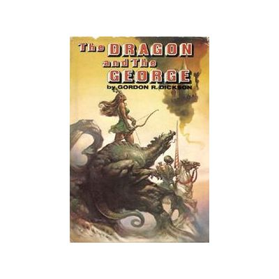 The Dragon and the George ( THE DRAGON KNIGHT # 1 )