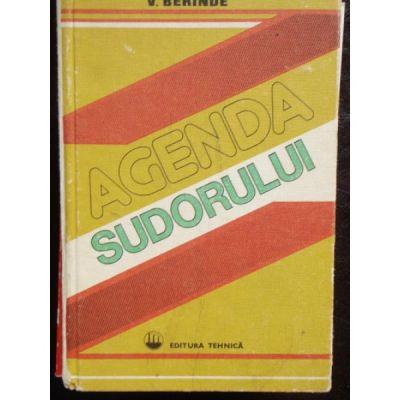 Agenda sudorului