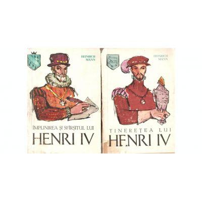Tinerețea lui Henri IV