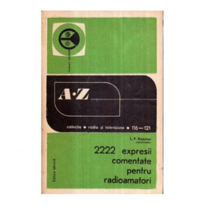 2222 expresii comentate pentru radioamatori