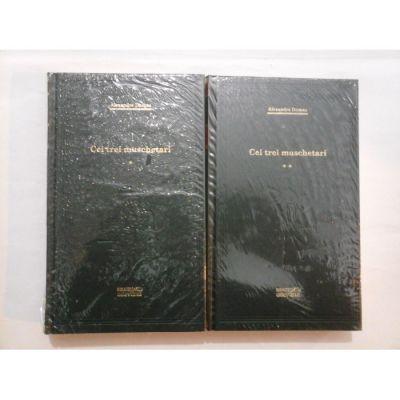 Cei trei mușchetari ( 2 vol. )