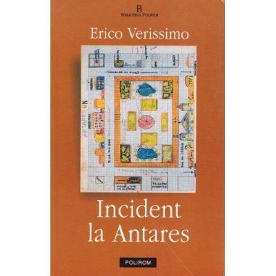 Incident la Antares