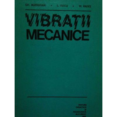 Vibrații mecanice