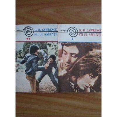 Fii și amanți ( 2 vol. )