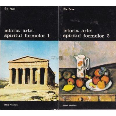 Istoria artei. Spiritul formelor ( 2 vol. )
