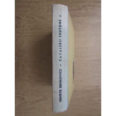 Cavalerii teutoni ( Vol. I )