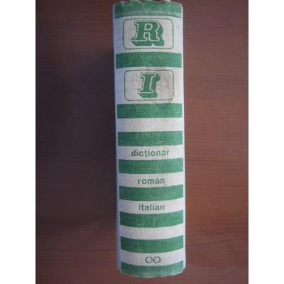 Dicționar român - italian ( 50. 000 cuvinte )