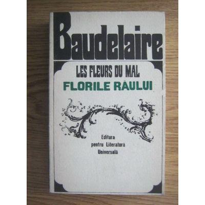 Florile răului ( ediție bilingvă )