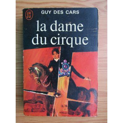 La dame du cirque