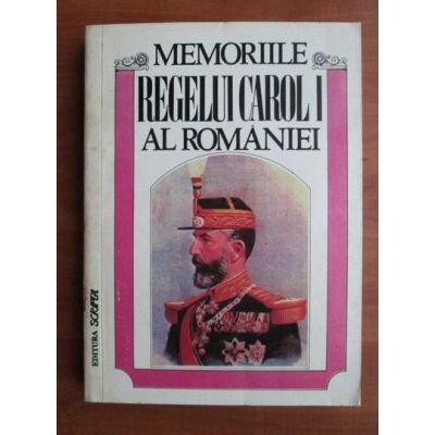 Memoriile regelui Carol I al României ( Vol. I - 1866-1869 )