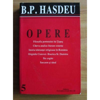 Opere ( Vol. 5 )
