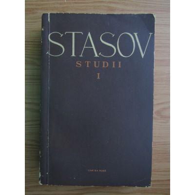 Studii ( vol. I )