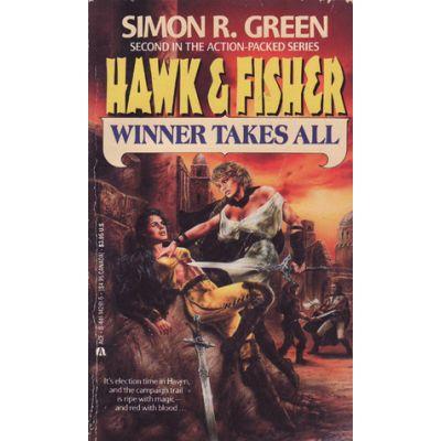 Winner takes all ( Hawk & Fischer 2 )