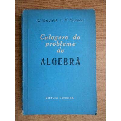 Culegere de probleme de algebră