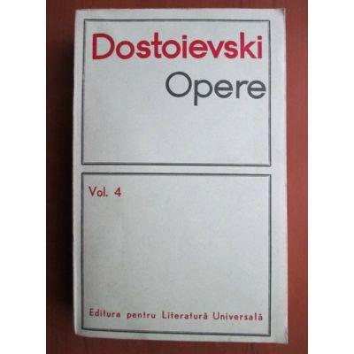 Opere ( Vol. IV - Romane, nuvele și povestiri 1862-1869 )