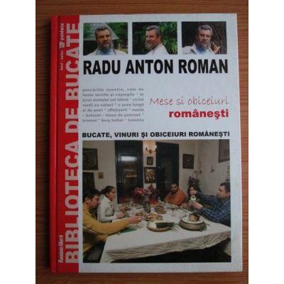 Mese și obiceiuri românești