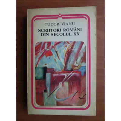 Scriitori români din secolul XX