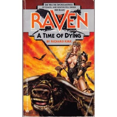 A Time of Dying ( RAVEN # 5 )