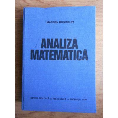 Analiză matematică