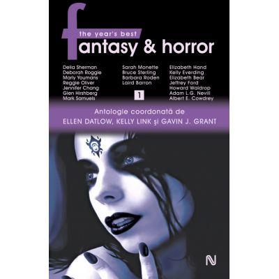 The Year's Best Fantasy & Horror nr. 1 ( antologie )