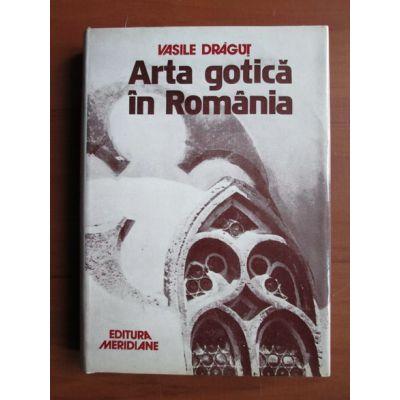 Arta gotică în Romania