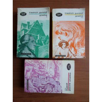 Goethe ( 3 vol. )