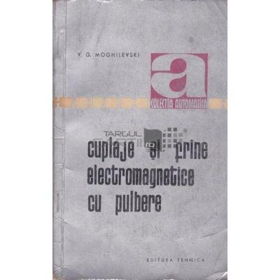 Cuplaje și frîne electromagnetice cu pulbere