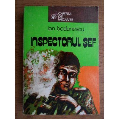 Inspectorul șef