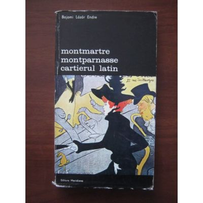 Montmartre, Montparnasse, Cartierul latin