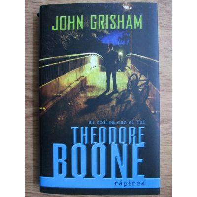 Al doilea caz al lui Theodore Boone. Răpirea