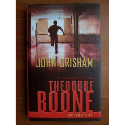 Al treilea caz al lui Theodore Boone - Acuzatul