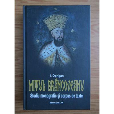 Mitul Brâncoveanu în creația populară românească