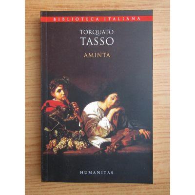 Aminta ( ediție bilingvă )