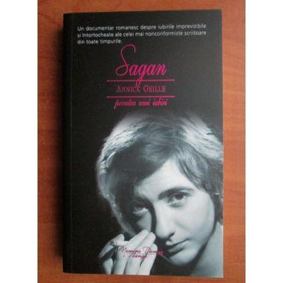 Sagan, povestea unei iubiri