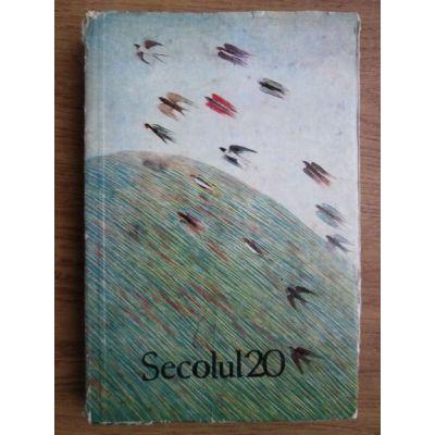 Secolul 20 nr. 4 - 5 - 6 / 1986 - Întîlniri cu istoria