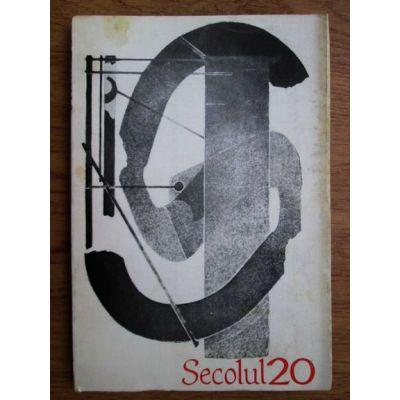 Secolul 20 nr. 8 / 1974 - Proză americanbă post-modernă