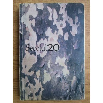 Secolul 20 nr. 2 / 1969 - Centenarul Paul Claudel