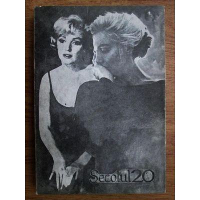 Secolul 20 nr. 6 / 1977 - Fascinația și tirania imaginii